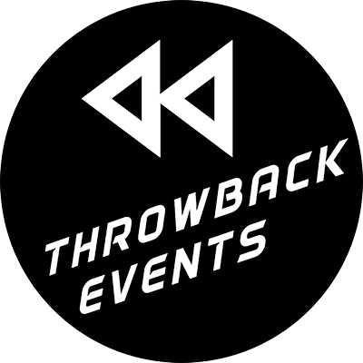 Throwback Events Logo